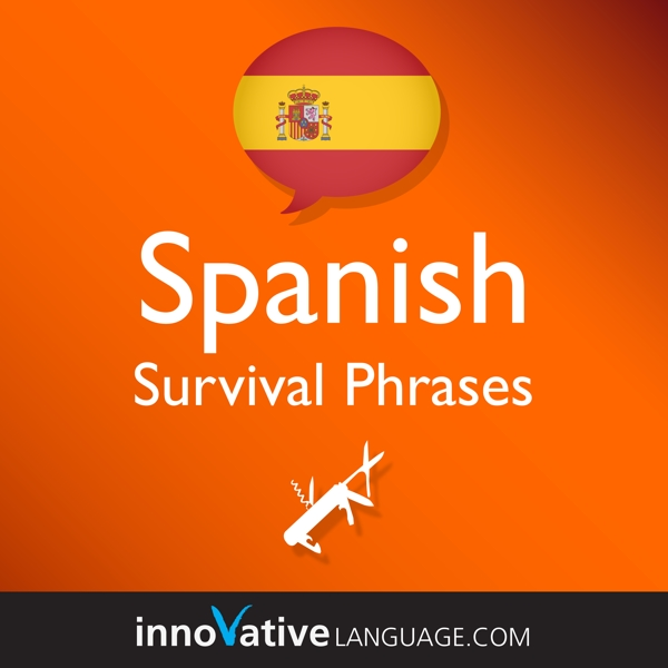 [Audiobook] Learn Spanish: Survival Phrases Spanish