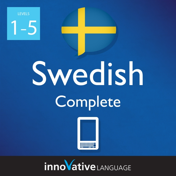 [Audiobook] Learn Swedish - Level 1-5: Complete Swedish