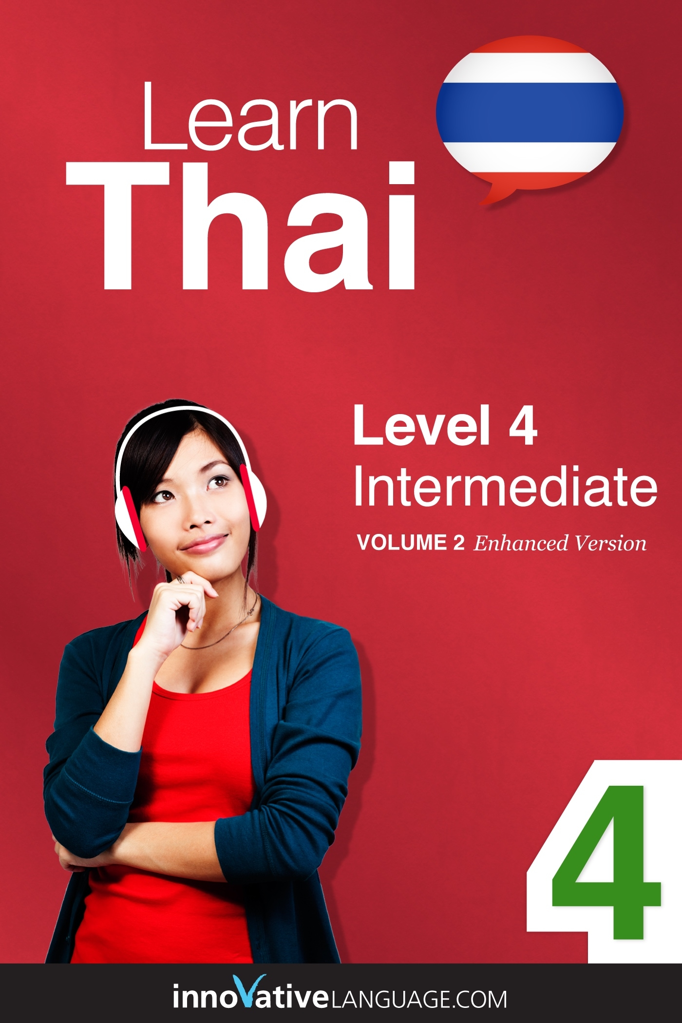 [eBook] Learn Thai - Level 4: Intermediate, Volume 2