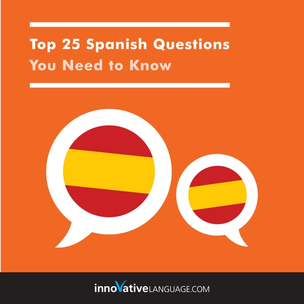 [Audiobook] Learn Spanish: Top 25 Spanish Questions You Need to Know