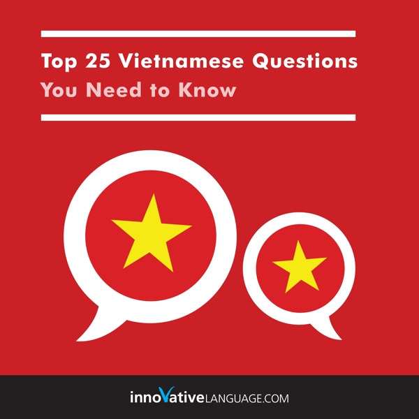 [Audiobook] Learn Vietnamese: Top 25 Vietnamese Questions You Need to Know