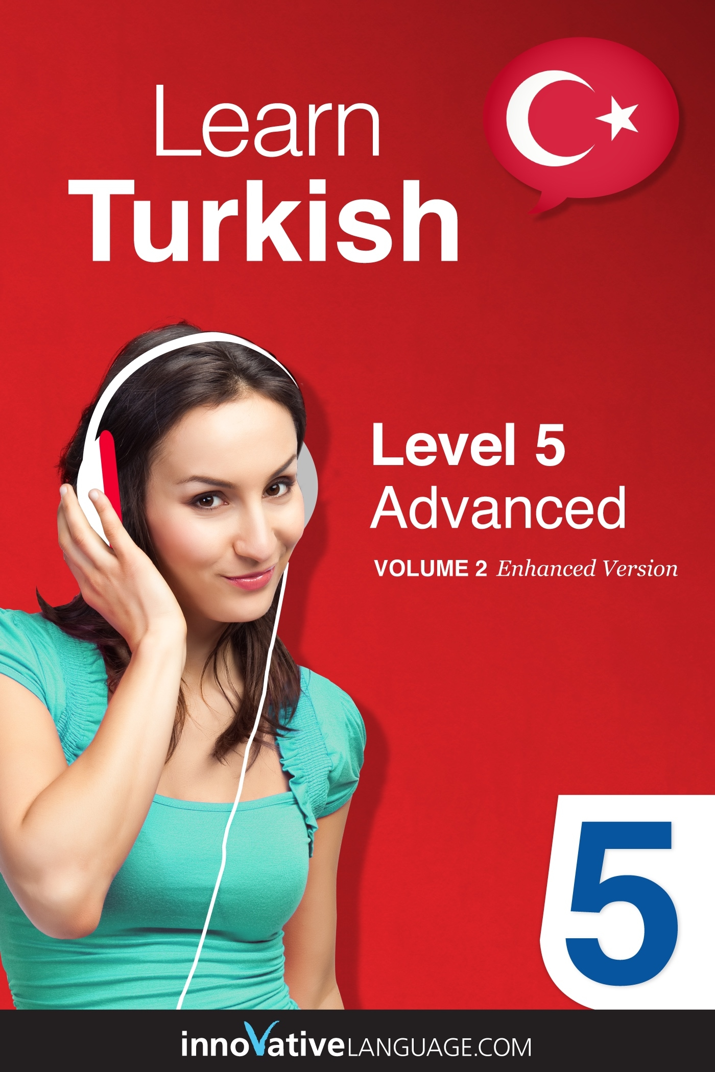 [eBook] Learn Turkish - Level 5: Advanced, Volume 2
