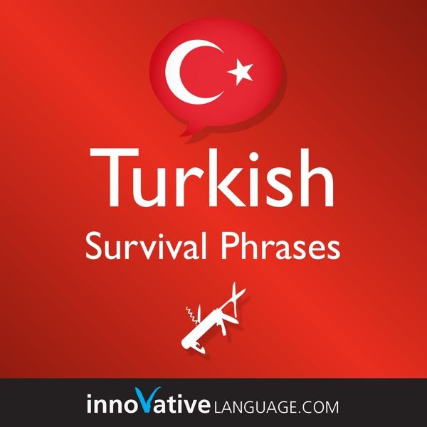 [Audiobook] Learn Turkish: Survival Phrases Turkish