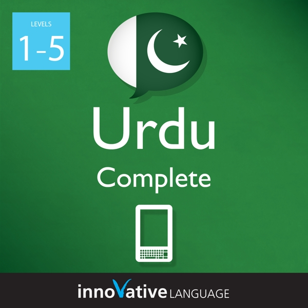 [Audiobook] Learn Urdu - Level 1-5: Complete Urdu