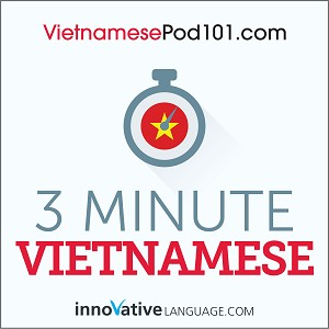 3-Minute Vietnamese - 25 Lesson Series Audiobook