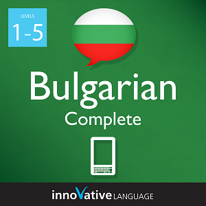[Audiobook] Learn Bulgarian - Level 1-5: Complete Bulgarian