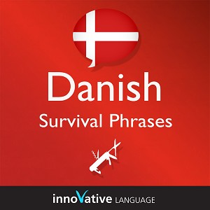 [Audiobook] Learn Danish: Survival Phrases Danish