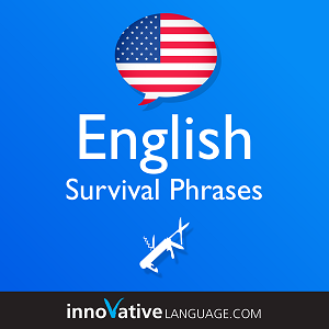 [Audiobook] Learn English: Survival Phrases English