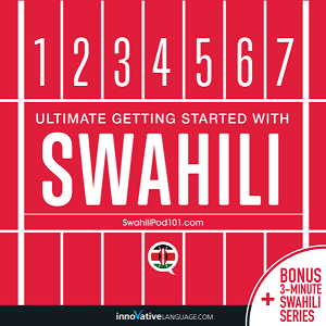 [Audiobook] Learn Swahili: Ultimate Getting Started with Swahili