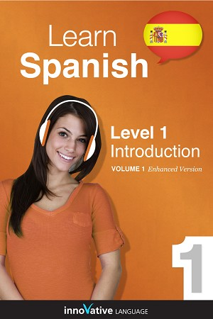 [eBook] Learn Spanish - Level 1: Introduction