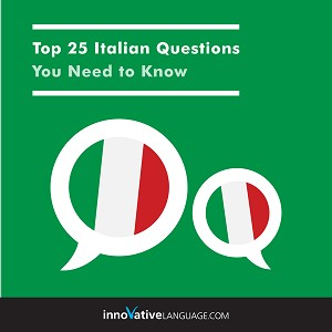 [Audiobook] Learn Italian: Top 25 Italian Questions You Need to Know