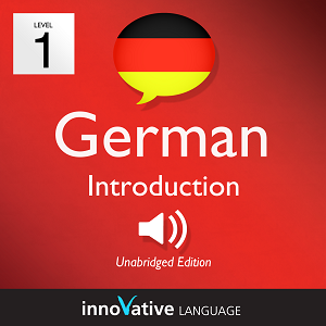 [Audiobook] Learn German - Level 1: Introduction to German, Volume 1