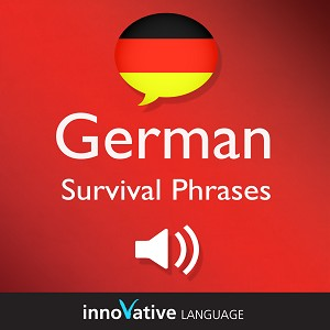 [Audiobook] Learn German: Survival Phrases German