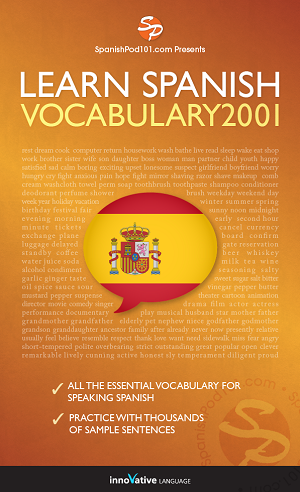 Spanish - Grammar - Audio for Advanced Spanish