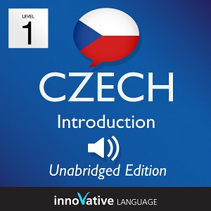 Audiobook Czech - Level 1: Introduction to Czech: Volume 1
