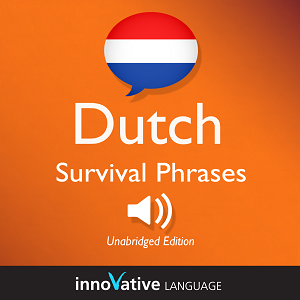 Audiobook Dutch - Survival Phrases Dutch