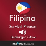 Audiobook Filipino - Survival Phrases Filipino