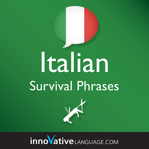[Audiobook] Learn Italian: Survival Phrases Italian
