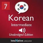 Audiobook Korean - Level 8, Upper Intermediate Korean, Volume 2