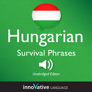 [Audiobook] Learn Hungarian: Survival Phrases Hungarian