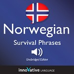 Audiobook Norwegian - Survival Phrases Norwegian