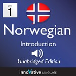Audiobook Norwegian - Level 1: Introduction to Norwegian: Volume 1