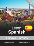 Learn Spanish - Spanish Survival Phrases Audio Course for Mac