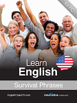 Learn English - Survival Phrases Audio Course