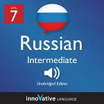 Audiobook Russian - Level 7: Intermediate Russian: Volume 1