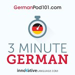 3-Minute German - 25 Lesson Series Audiobook