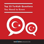 Audiobook Turkish - Top 25 Turkish Questions You Need to Know