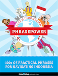 [eBook] Learn Indonesian: PhrasePower