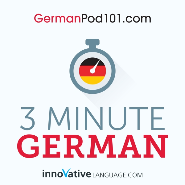 [Audiobook] 3-Minute German - 25 Lesson Series