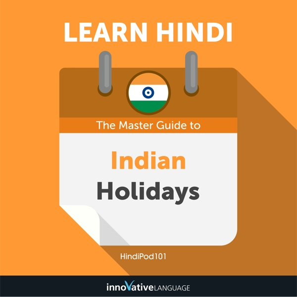 [Audiobook] Learn Hindi: The Master Guide to Indian Holidays for Beginners