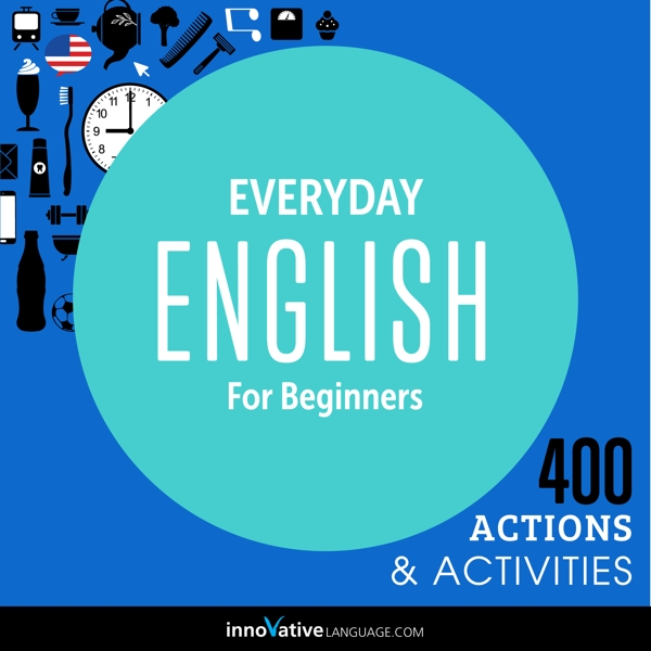 [Audiobook] Everyday English for Beginners - 400 Actions & Activities