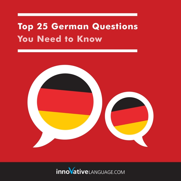 [Audiobook] Learn German: Top 25 German Questions You Need to Know